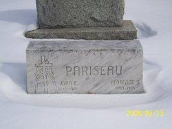 Florence A Pariseau