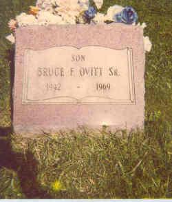 Bruce Floyd Ovitt, Sr