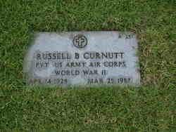 Russell B Curnutt