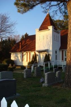 First Saints Community Church Cemetery