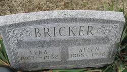 Lena <I>Billman</I> Bricker