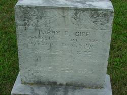 Harry D. Gipe