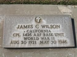 "James Curtis ""Dutch"" Wilson"
