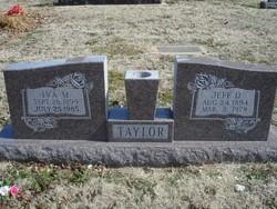 Iva M. Taylor
