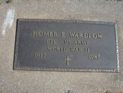 "Homer Ewing ""Blackie"" Wardlow"
