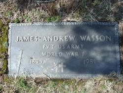 James Andrew Wasson