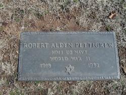 Robert Alden Pettigrew