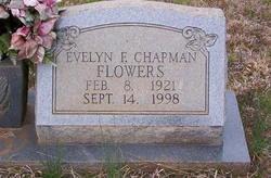 Evelyn F. <I>Chapman</I> Flowers