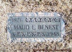 Maude Elizabeth <I>Garrard</I> Benest
