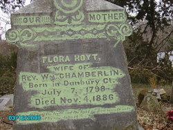 Flora <I>Hoyt</I> Chamberlin
