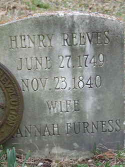Henry Reeves