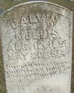 Calvin Wilson Mullis