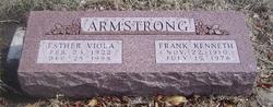 Esther Viola <I>Brainard</I> Armstrong