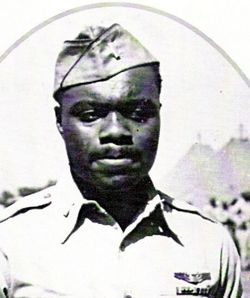 """Col Clarence D. """"Lucky"""" Lester"""