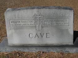 Arline Elizabeth <I>Fickling</I> Cave