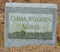 Emma <I>Woodin</I> Audas