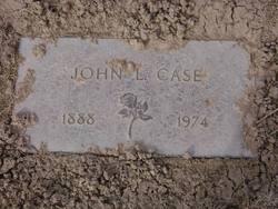 John Leonard Case