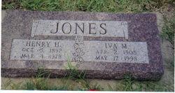 "Henry Hamilton ""Ham"" Jones"