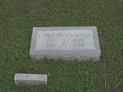 E Dustin Vaughan