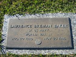 Lawrence Breman Baker