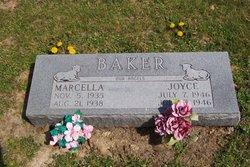 Marcella Marie Baker