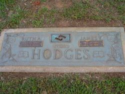 Ruth Irene <I>Autry</I> Hodges