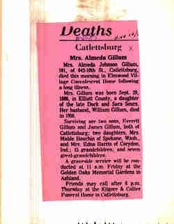 Almeda <I>Sours</I> Johnson Gillum