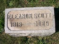 Eleanor <I>McIlvaine</I> Scott