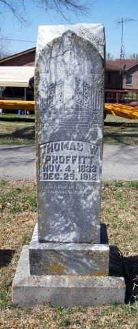 Thomas William Proffitt