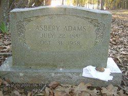 Asbery Adams, Jr