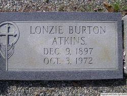 Lonzie Burton Atkins