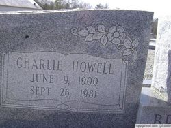 Charlie Howell Brinson