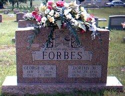 Dorothy Mae <I>Waugh</I> Forbes
