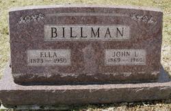 John Lewis Billman