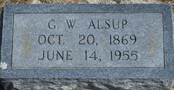 George Washington Alsup