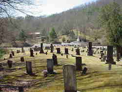 Hanging Dog Baptist Church Cemetery