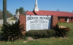 Indian Mound Baptist Church Cemetery