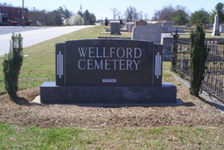 Wellford Cemetery