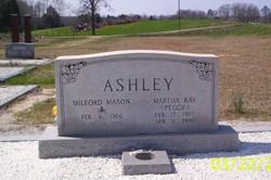 """Martha Louise """"Peggy"""" <I>Kay</I> Ashley"""