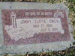 """James Clifford """"Cliffie"""" Owen"""