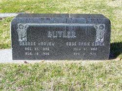 Rose Annie <I>Clack</I> Butler