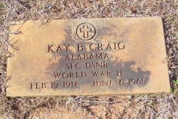 Kay B Craig