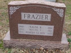 Ralph Burton Frazier