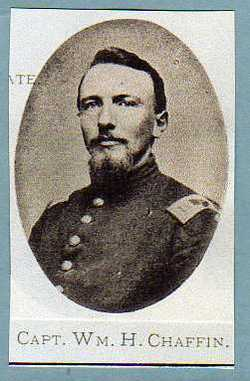 CPT William Henry Chaffin