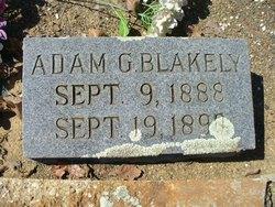 Adam G. Blakely