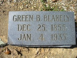 Green Berry Blakely