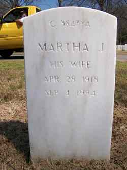 Martha J Crowley