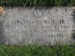 Leroy George Faupel, Jr