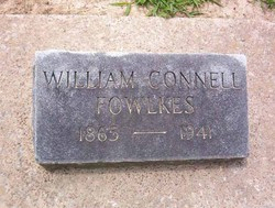 William Connell Fowlkes