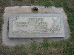 Dewey Randolph Seeley